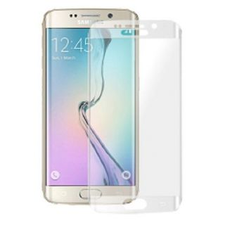 Fullcover Tempered Glass for Samsung Galaxy S6 Edge SM-G925F-Clear