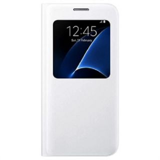 EF-CG930PW Official S-VIEW Case Samsung Galaxy S7 SM-G930F - White