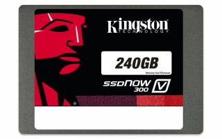 Kingston SSDNow V300 Solid state drive 240 GB