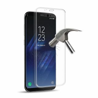 Puro Full Tempered Glass for Samsung Glaxy S8 black (SDGFSGALAXYS8BLK)