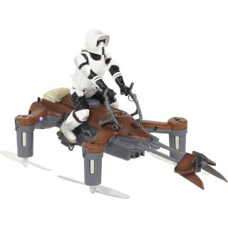 PROPEL STAR WARS 74-Z SPEEDER BIKE BATTLE DRONE COLLECTORS EDITION