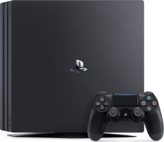 Sony Playstation 4 (PS4) PRO 1TB Black EU