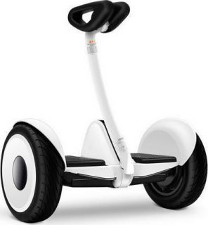 "XIAOMI NINEBOT MINI SELF BALANCING SCOOTER 10"" WHITE"