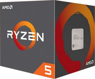 AMD Ryzen 5 1500X 3.5 GHz 4 cores 8 threads YD150XBBAEBOX