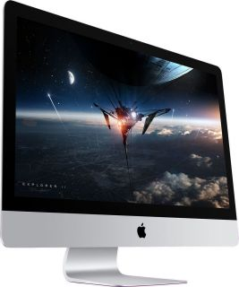 Apple iMac 27-inch - Retina 5K Display - 3.8GHz Processor - 2TB Storage - MNED2