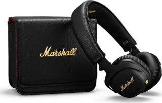 MARSHALL MID A.N.C. ACTIVE NOISE CANCELLING BLUETOOTH BLACK HEADPHONES