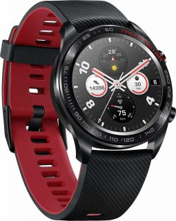 HONOR WATCH MAGIC WITH BLACK PLASTIC STRAP
