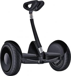 "XIAOMI NINEBOT MINI SELF BALANCING SCOOTER 10"" BLACK"