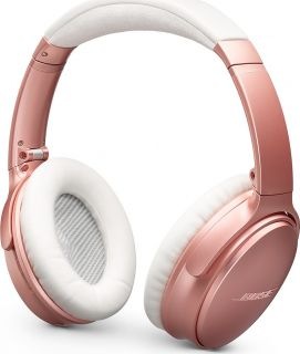 BOSE QUIETCOMFORT 35 WIRELESS HEADPHONES II ROSE GOLD