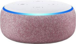 AMAZON ECHO DOT 3RD GEN WIRELESS HOME SPEAKERS PLUM (ΜΕ ΑΝΤΑΠΤΟΡΑ)