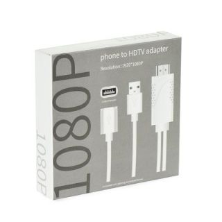 Adapter MHL HDMI 1080P for MOBILE PHONES / Tablets