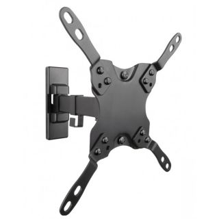 UNIVERSAL LCD/LED TV SCREEN DOUBLE ARTICULATED WALL MOUNT VESA 100X100 / 200X200 (MAX.20KG)