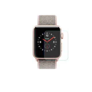 TEMPERED GLASS FOR APPLE WATCH SERIES 3 ALUMINIUM 38 MM