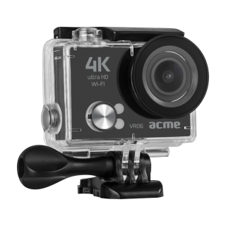 ULTRA HD SPORTS & ACTION CAMERA WITH WIFI VR06