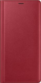Samsung Note 9 N960 Leather View Cover EF-WN960LRE Red
