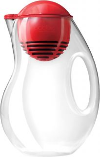 Bobble Infuse Jug Red 2000ml