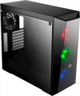 CoolerMaster MasterBox Lite 5 RGB with RGB Controller MCW-L5S3-KGNN-03