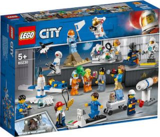 Lego City: People Pack Space Research and Development 60230