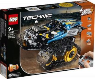 Lego Technic: Remote Controlled Stunt Racer 42095