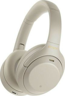 Sony WH-1000XM4 Silver Wireless Noise Cancelling Headphones