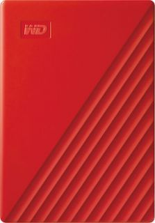 Western Digital My Passport 2TB (2019) Red WDBYVG0020BRD-WES