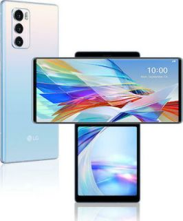LG Wing 5G 8GB 128GB Dual Sim Illusion Sky