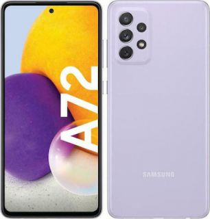 Samsung Galaxy A72 4G Dual Sim 6GB 128GB Awesome Violet