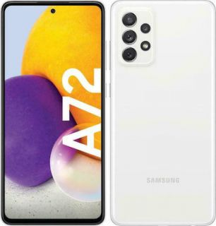 Samsung Galaxy A72 4G Dual Sim 6GB 128GB Awesome White