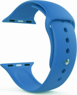 SENSO FOR APPLE WATCH 42mm-44mm REPLACEMENT BAND Light Blue