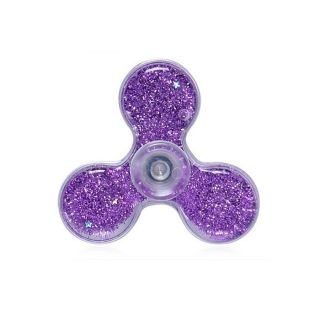 Spinner Liquid purple Plastic (50sec) 5900495572776