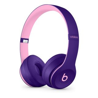 BEATS SOLO 3 WIRELESS HEADPHONES POP VIOLET