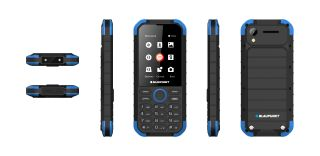 BLAUPUNKT SAND RUGGED PHONE BLUE - BLACK