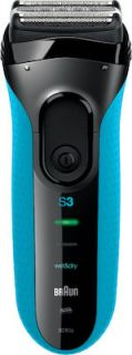 BRAUN SERIES 3 3010S WET & DRY + TRAVEL POUCH AND GILLETE GEL (4210201279549)