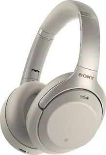 SONY WH-1000XM3S με Μικρόφωνο (NOISE CANCELLING) SILVER HEADSET