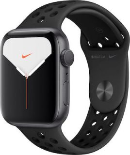 APPLE WATCH SERIES 5 NIKE CELLULAR 40MM (BLACK) MX3D2