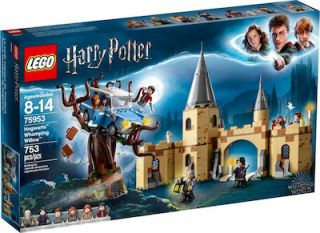 LEGO Διάφορα: HARRY POTTER HOGWARTS WHOMPING WILLOW 75953